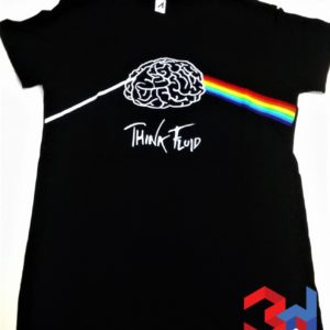 pink floyd t-shirt icon